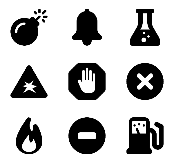 A dreadlockra ártalmas tárgyak