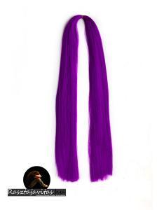 Raszta hosszabbításhoz műhaj lila